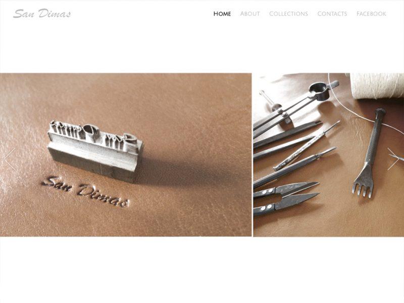 包包網站設計